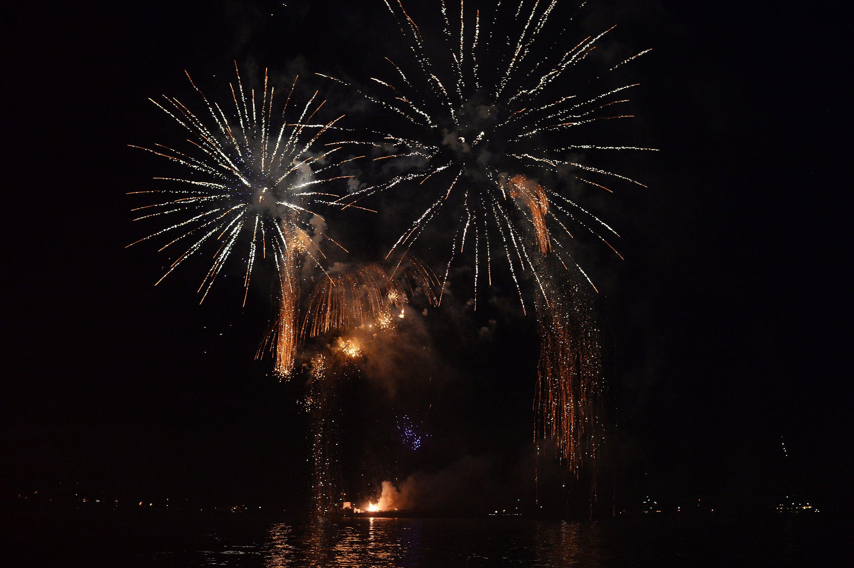 Erleben Sie ein einzigartiges Feuerwerk am Ufer des Bodensees.